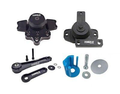 TS Engine/Transmission/Pendulum Mount Kit w Race Insert Fits A3/TT MK2 2.0T FSI