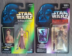 Star Wars Power of the Force, Episode 1 action figures