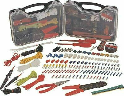 Vct 399pc Multi-use Electrical Repair Kit-great Use For Autocars