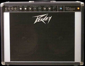 1978 Peavey VT Classic 2 x 12 amp tube power stage