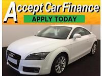 Audi TT FROM £72 PER WEEK!