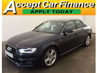 Audi A4 FROM £93 PER WEEK!