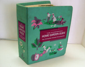 The Illustrated Garden Guide by J J Little & Ives - 1961
