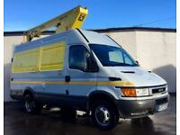 2003 03 IVECO-FORD DAILY 2.8 50C13 3.3M/12 1D 123 BHP DIESEL