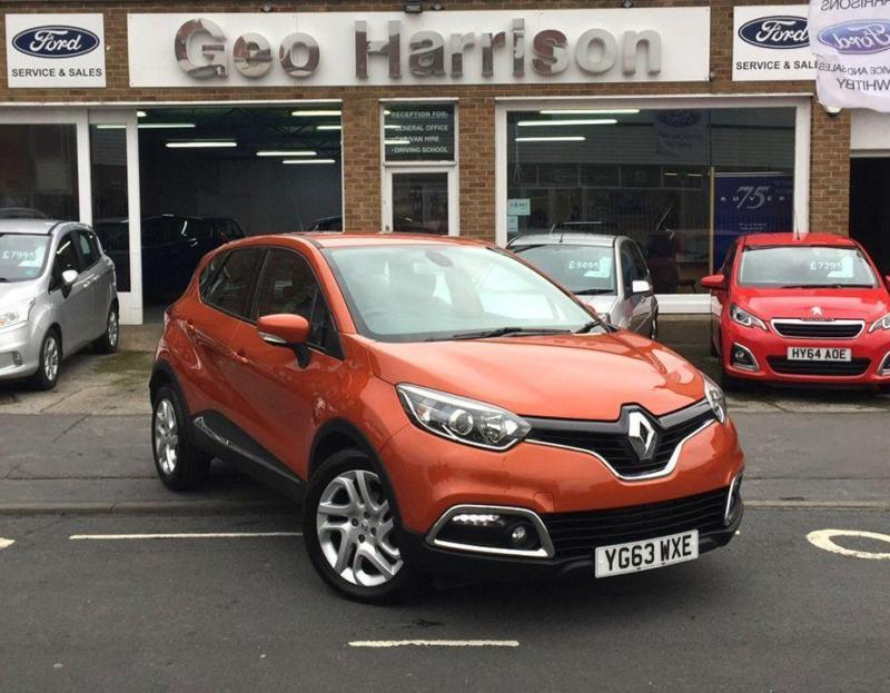 renault captur dynamique medianav arizona orange in whitby north yorkshire gumtree. Black Bedroom Furniture Sets. Home Design Ideas