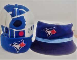 Toronto Blue Jays Star Wars Day R2-D2OQUE and Bucket Hat
