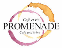 Daytime Bilingual Servers for Promenade Cafe and Wine
