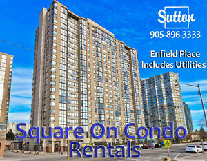 Apartments condos for sale or rent in mississauga peel - One bedroom condo for rent mississauga ...