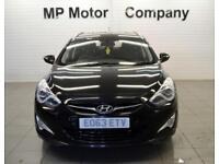 2013 63 HYUNDAI I40 1.7 CRDI ACTIVE BLUE DRIVE 5D 114 BHP 5DR 6SP ECO DIESEL EST