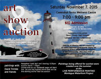 Just Being Kids Art Show & Auction