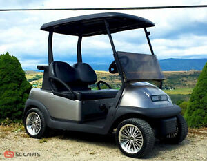 2016 Custom Club Car Precedent Electric Golf Cart