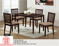 Nice apartment dining set for sale/delivery/assembly