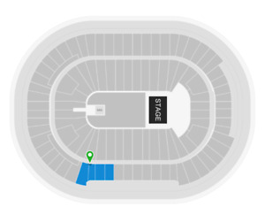 Twins of Evil Front Row Upper Bowl Tickets