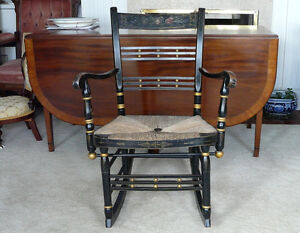 "Antique Sheraton ""Fancy Chair"" - New Price Kingston Kingston Area image 4"
