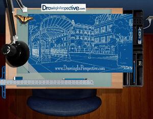 GRAPHIC DESIGN / ILLUSTRATION: PERSPECTIVE & STRUCTURAL DRAWING Oakville / Halton Region Toronto (GTA) image 7