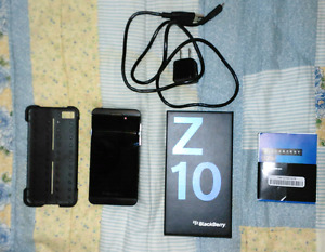 Perfect condition Blackberry Z10 $100