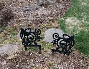 Cast Iron Garden Edging