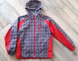Manteau d'automne de marque COLUMBIA, usagé à vendre