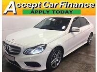 Mercedes-Benz E220 FROM £93 PER WEEK!