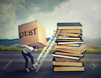 Get rid off your debt today