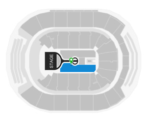 Michael Buble Tickets - July 26 - Toronto - Next to Stage