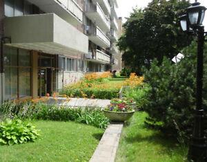 Appartements 4.5 à louer Ave. de Bois-de-Boulogne