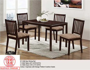 Nice apartment dining set for sale/delivery
