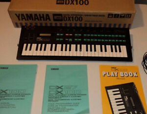 WANTED: YAMAHA DX100 synth