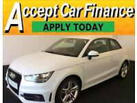 Audi A1 1.4 TFSI ( 122ps ) 2013MY S Line FROM £48 PER WEEK!