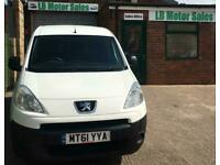 00a41791dc987 Used Peugeot Vans for Sale in West Midlands - Gumtree