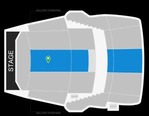 The Raconteurs Tickets, Orchestra CTR, 2 Sets