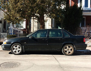 1999 Volvo S70 Sedan - Great Engine + Clean Emissions