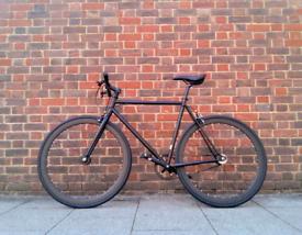 Single Speed Fixie Bike by Brick Lane Bikes