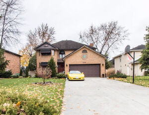 NEW LISTING! 260 Old Tecumseh - Beautiful home in Russell Woods