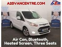 2015 15 FORD TRANSIT CONNECT 1.6 200 LIMITED 115 BHP BLUETOOTH CONNECTIVITY, FSH