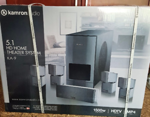 Home Theater System for sale!