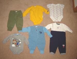 Boys Clothes - 3-6, 6-12, 12, 12-18 mos. Strathcona County Edmonton Area image 2
