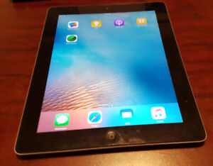 iPad 3rd Gen 32GB Black