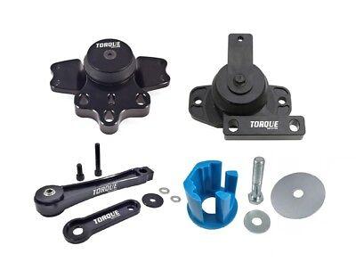 TS Engine/Transmission/Pendulum Mount Kit w Race Insert Fits VW 09-14 2.0 TSI