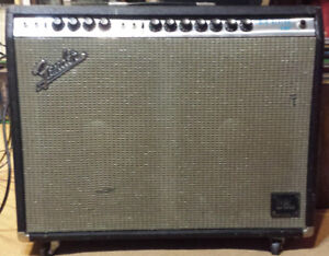 1970 Silverface Fender Twin Reverb w JBL D-123 Speakers