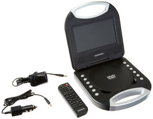 Magnavox 7-Inch TFT Screen Portable DVD/CD Player