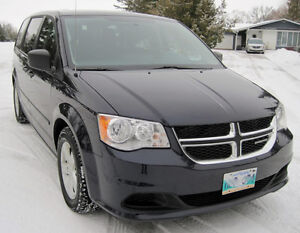 2015 Dodge Grand Caravan SE Stow n Go