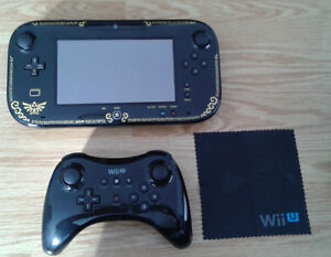 Wii U Zelda WindWaker Edition Deluxe 32GB