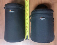 LowePro Lens Cases (3 and 4S)