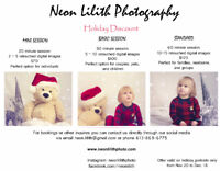 Discount Christmas Photos - children, family and pets