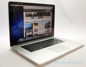 "Apple Macbook Pro retina core i7 , 15"" Seulement a 1199$"