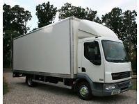 2010 DAF LF45.160 7.5T BOX MANUAL LORRY EURO 5 TAILLIFT WARRANTIED MILEAGE FSH