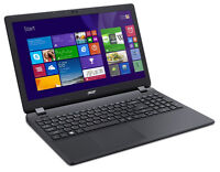 Acer Aspire Es1-512.HMDI, WiFi, 320gb harddrive