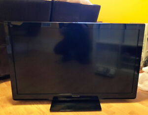 Panasonic 42 inch 120 Hz Full HD LCD VIERA TV