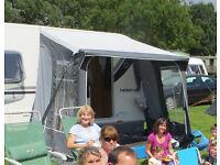 Towsure Caravan Porch Awning